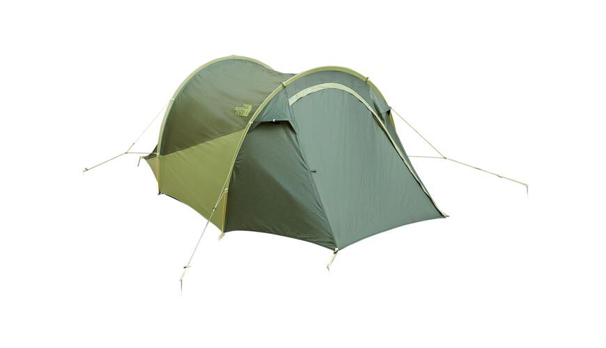 The North Face Heyerdahl 3 tent groen